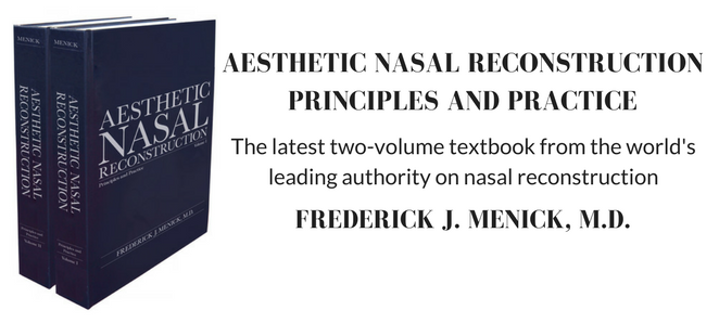 AESTHETIC NASAL RECONSTRUCTION PRINCIPLES AND PRACTICEAESTHETIC NASAL RECONSTRUCTION PRINCIPLES AND PRACTICE by FREDERICK J. MENICK, M.D.